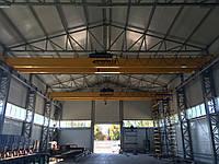 Кран мостовой двухбалочный электрический