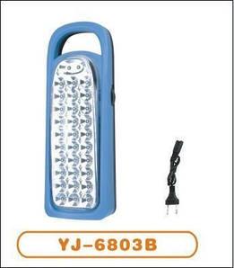 Аварийный фонарь на 32 диода Yajia YJ-6803