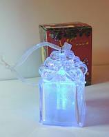 Светильник новогодний подарок