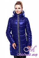 Женская зимняя куртка батальных размеров (р. 42-56) арт. Юлианна
