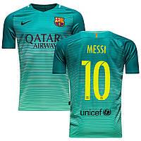 Футбольная форма Барселона Месси (Messi) 2016-2017 Гостевая