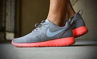 Кроссовки мужские Nike Roshe Run Mango