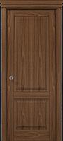 """Двери межкомнатные Папа Карло """"Milenium ML-10"""" орех"""