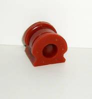 Втулка стабилизатора переднего полиуретан VOLKSWAGEN POLO V ID=16mm OEM:6Q0411314P