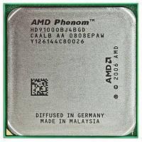 Процессор компьютера ПК Phenom X4 9100e 1.8 GHz (HD9100OBJ4BGD)