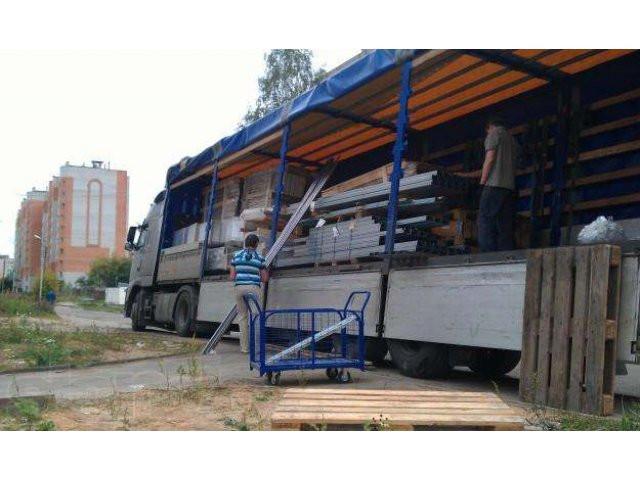 Доставка стройматериалов в Мариуполе