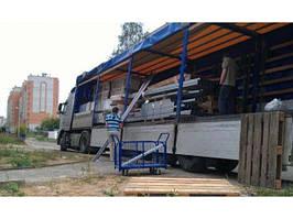 Доставка стройматериалов в Черновцах и области