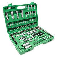 Набор инструментов 94ед Intertool ET-6094SP