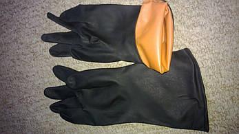 Перчатки резиновые БЛ 1 М, фото 2