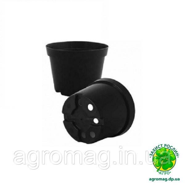 Горшок для рассады круглый 90x65 мм (0,28л)