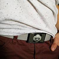 Тканевый ремень Панда в пиджаке