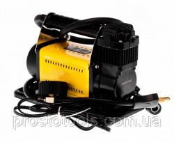 """Автомобильный компрессор 12В  30A/150psi/72L/min/ клеммы/шланг  """"T-max"""" 8072601"""