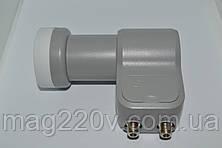 Спутниковый конвертер на 2 выхода Eurosky Circular(круговой) UTP-5CP
