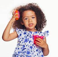 Детская расческа  Flower Pot. Фиолетовый