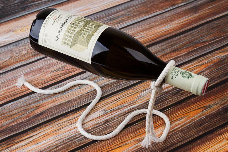 Держатель для бутылки Веревка