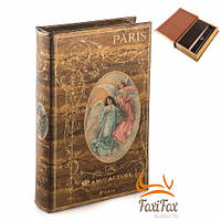 Оригинальная книга сейф с ключом Ангелы