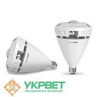 LED Лампа высокомощная 60W E40 6500K (ГЛАЗОК)