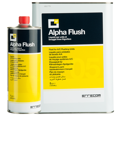 Промывочная жидкость для кондиционеров и холодильных систем Errecom Alpha Flush TR1142.P.01, фото 1