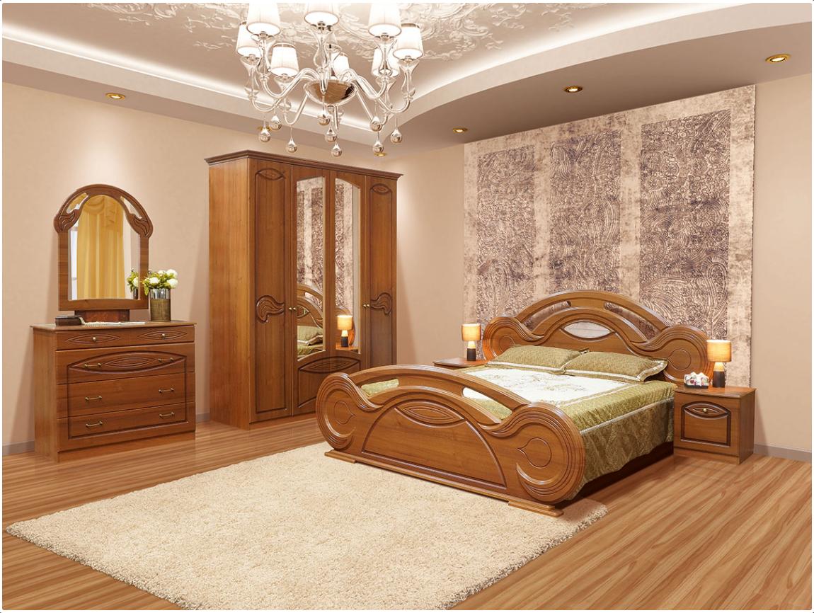 Спальня 4Д Тина/Тіна Світ Меблів