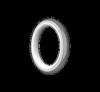Кольцо карнизное безшумное для трубы Ø19мм