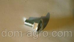 Болт держателя ножа роторной косилки Wirax