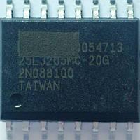 Микросхема Macronix MX25L3205MC