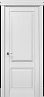 """Двери межкомнатные Папа Карло """"Milenium ML-10"""" беылй матовый"""
