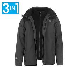 Куртка Karrimor 3 in 1 Jacket Mens