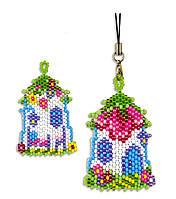 Наборы для плетения из бисера Riolis «Домик для феи» В-211
