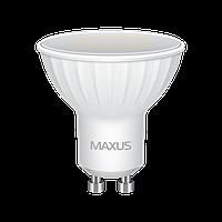 Светодиодная лампа Maxus 1-LED-516 (5W GU10 4100K)