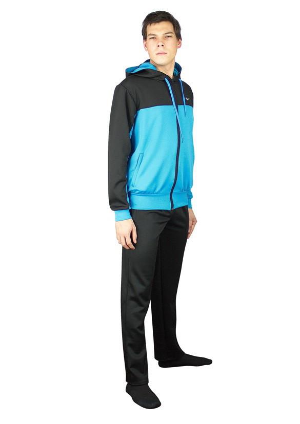 спортивный костюм с капюшоном на подкладке - фото teens.ua
