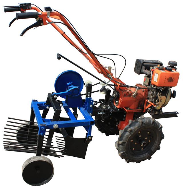 Картофелекопатель механический Zirka-105
