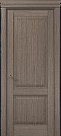 """Двери межкомнатные Папа Карло """"Milenium ML-10"""" дуб серый брашированный"""
