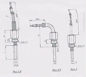 Термопари ТХК-0379-01 (аналог ТХК-2488)
