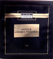 """Kosmoteros Тонизирующая маска """"Свежие травы"""", 10 г"""
