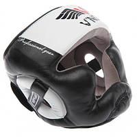 Шлем боксерский VNoks Aria White