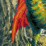 Набор для вышивания крестом Риолис Лесной дракон РТ-0057, фото 3