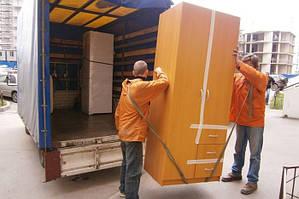 Перевезти меблі в Житомирі та області
