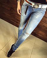 Модные джинсы для женщин Gucci
