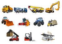 Гидравлические жидкости для автокранов, строительной, дорожной и складской техники.