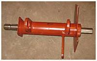 Труба на великий шків комплектна для роторної косарки Wirах