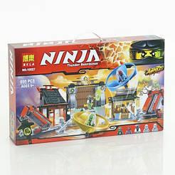 """Конструктор """"NinJa"""" 10527 686 дет, в коробке"""