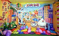 Детское кафе Лимпопо, где отметить детский день рождения годик ребенка, крестины, выпускной садика Харьков