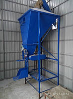 Фасовка цемента Фасовочное (упаковочное) оборудование для цемента
