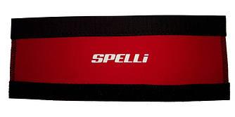 Защита пера велосипеда Spelli SPL-810 RED