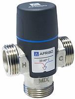 """Смесительный клапан Afriso ATM 663 (35-60°С, G 1"""") термостатический"""