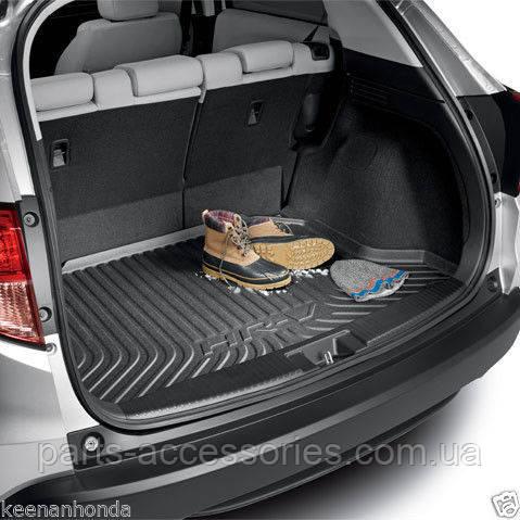 Honda HRV HR-V 2016-17 резиновый коврик в багажник Новый Оригинал
