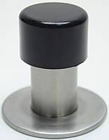 Стопор дверной DS-0009-INOX нержавейка Apecs