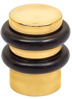Стопор дверной CD 412 полированная латунь Colombo