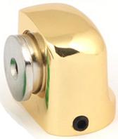 Стопор дверной магнитный DS-2751-M G золото Apecs